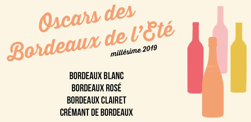 Oscars des Bordeaux de l'Été 2020