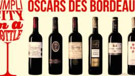 Oscars Bordeaux rouges 2017