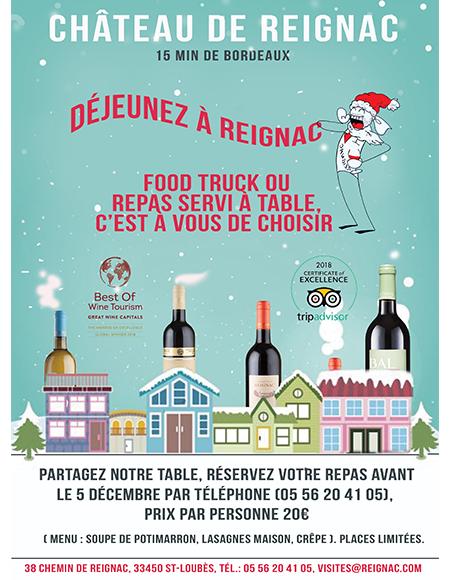 Marché de Noël au Château de Reignac