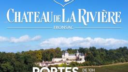 Portes ouvertes – Château de La Rivière