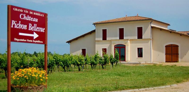 Paella et concert au Château Pichon Bellevue