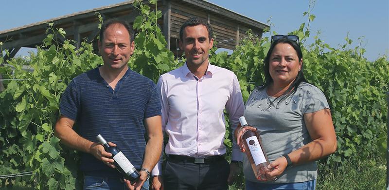 Portrait de vignerons : Les Vignerons de Tutiac