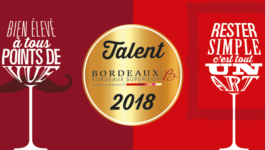 Les Talents des Bordeaux version 2018