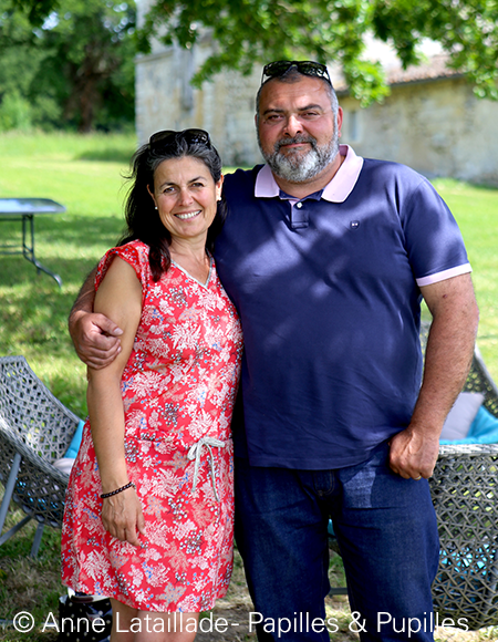 Rando Tapas au Château Boutinet