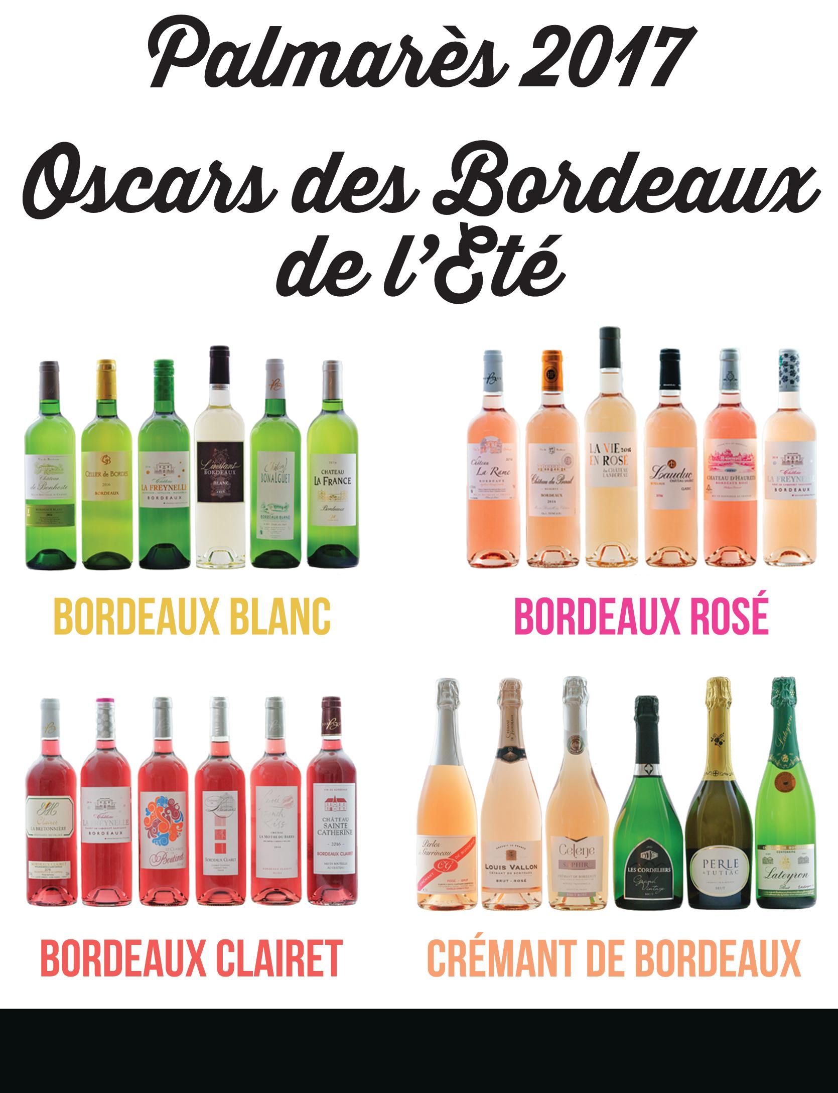 Oscars des Bordeaux de l'Été