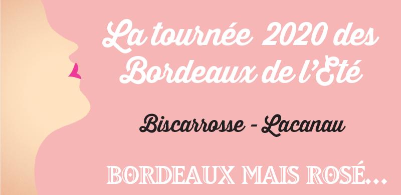 La Tournée des Bordeaux de l'Été