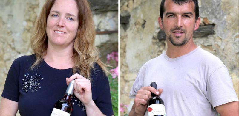 Portrait de vignerons :  Franck et Véronique Terral