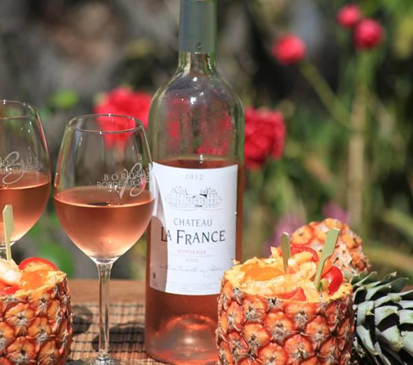 Château La France, Bordeaux Rosé