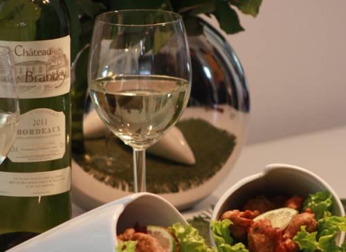 Acras Bordelais et Bordeaux Blanc