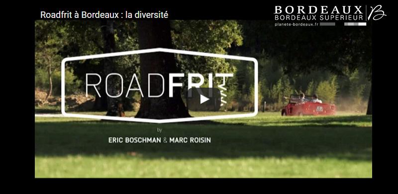 Roadfrit à Bordeaux : la diversité