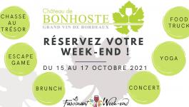 Fête des Vendanges – Château de Bonhoste