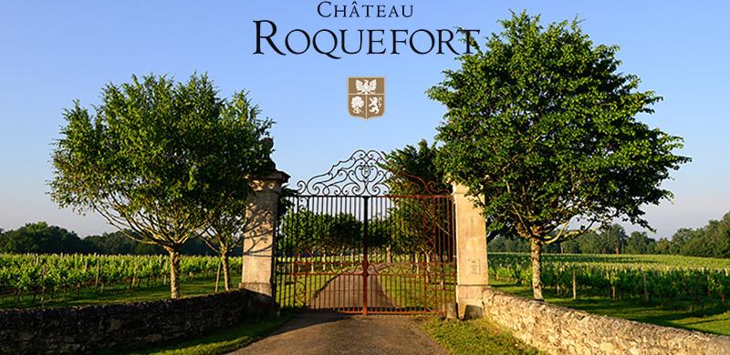 """Weekend """"vins et fromages"""" au Château Roquefort"""