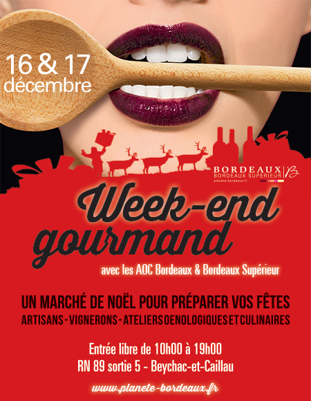 Week-end Gourmand à Planète Bordeaux