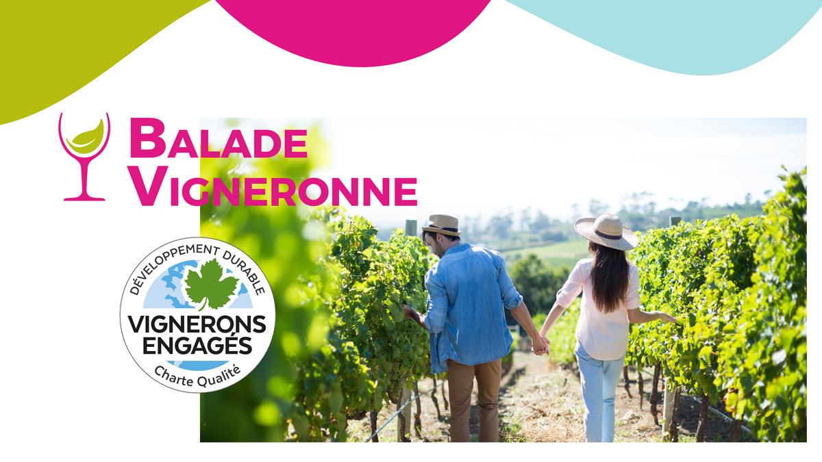 Balade vigneronne – Caves de Rauzan