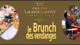 Le Brunch des Vendanges – Château Lalande-Labatut