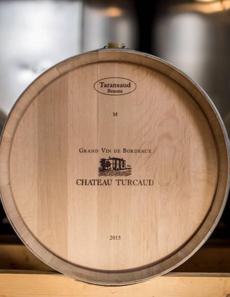 A la découverte du rosé du château Turcaud