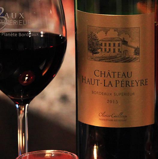 Château Haut-La Pereyre AOC Bordeaux Supérieur 2015