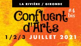 Festival Confluent d'Art – Château La Rivière