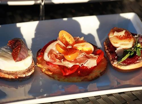 Un trio de tartines : l'intemporelle, la gourmande et l'inattendue