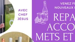 Accords Mets et Vins – Château La Lande de Taleyran