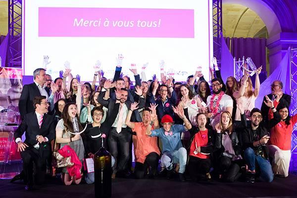 Salle comble pour le Concours «Bordeaux Rosé, l'Autre Rosé»